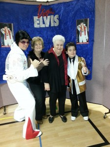 Elvis and Family